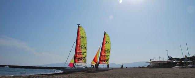cambrils windsurf sup